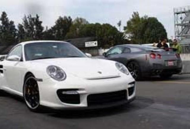 Porsche nu stie sa piarda!