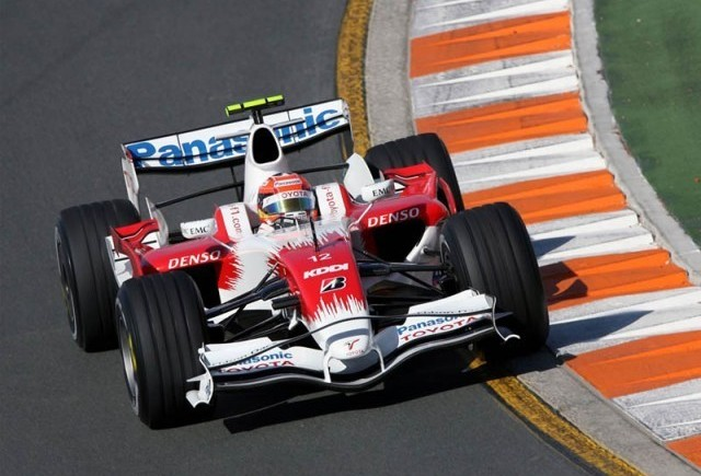 Toyota continua in Formula 1!