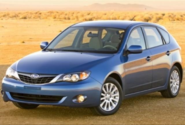 Subaru amana Impreza diesel!