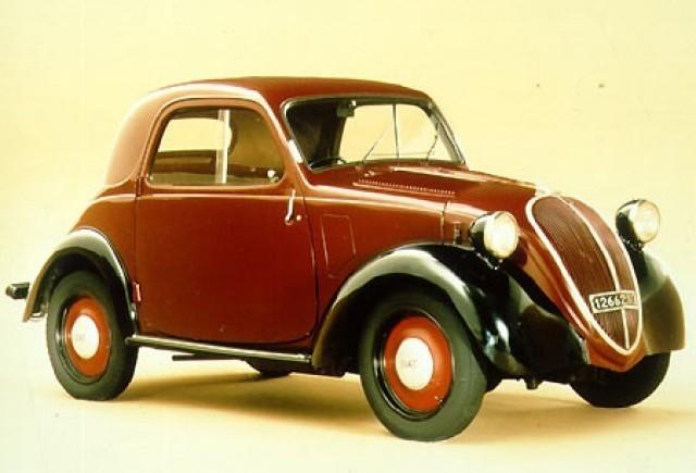 Fiat va invia numele Topolino ?