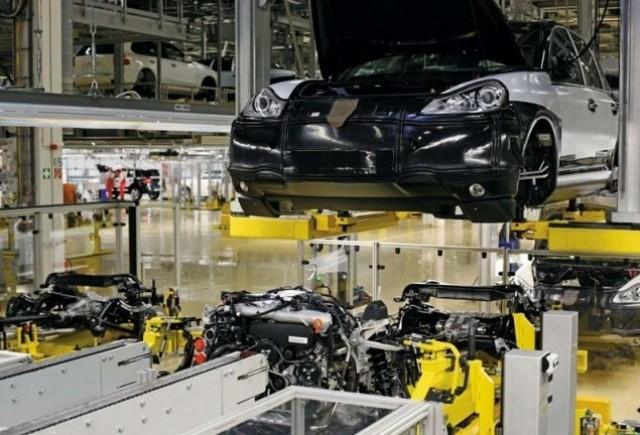 Cayenne Diesel a intrat in productie!
