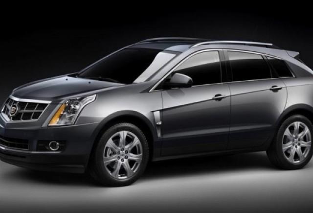 Un mastodont gentil - Cadillac Srx