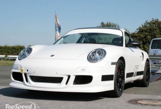 Porsche 9ff DraXster