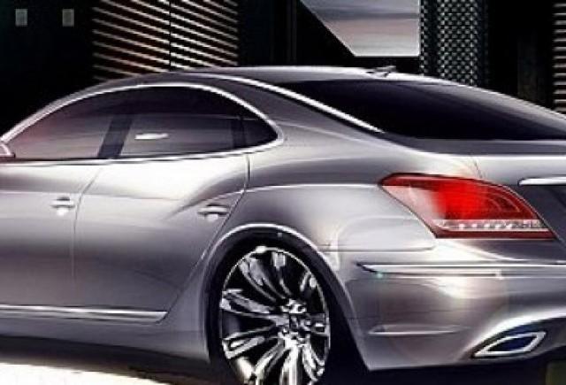 Ingeniozitate coreeana - Hyundai Equus