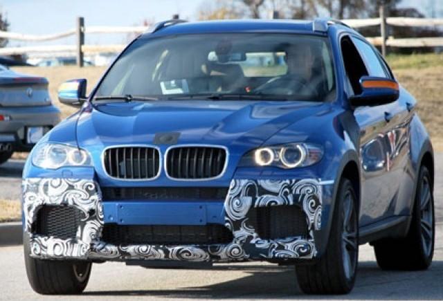 BMW X6 M - Fratele mai mare!
