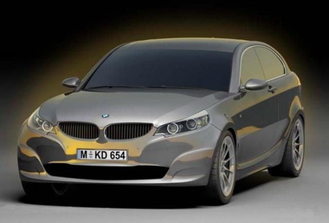 Un BMW cat o opera de arta!
