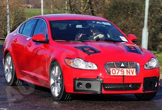 Jaguar pregateste XFR-S?