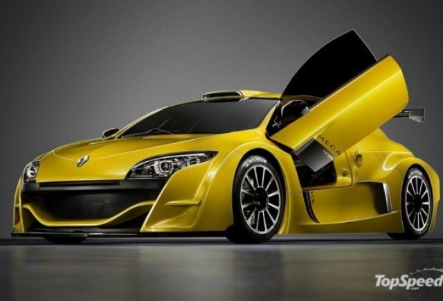 Renault Megane RS vine la Geneva