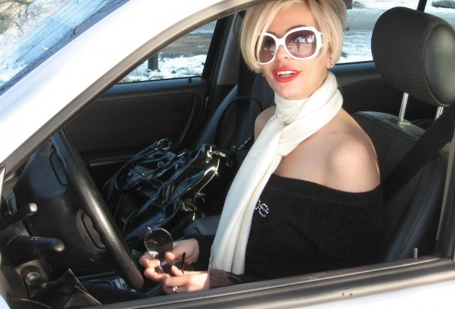Auto si vedete: Silvia Pop
