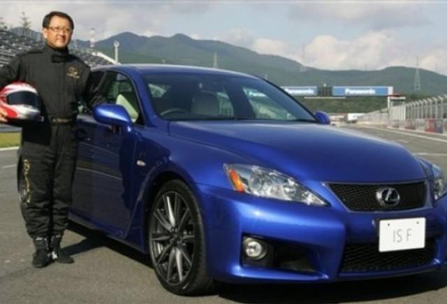 Akio Toyoda si Toyota - CONFIRMAT!