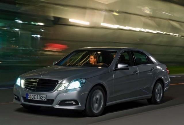 Traditia primeste o modernizare - Mercedes-Benz E-Class!