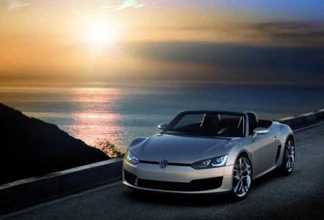 Conceptul BlueSport prezentat de Volkswagen!