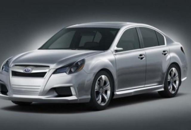 Noi detalii despre Subaru Legacy Concept!
