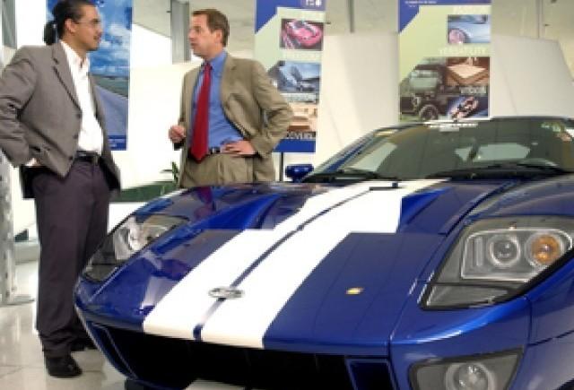 Designerul care a realizat Ford GT, concediat!