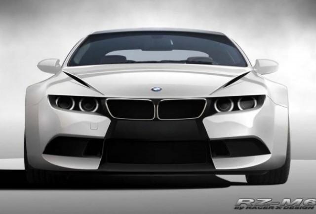 Asa ar trebui sa arate Seria 6 de la BMW!