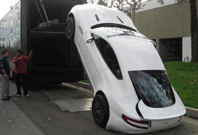 Cum sa nu descarci o masina!