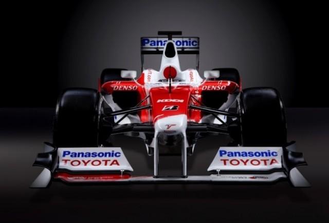 Toyota debuteaza si ea!