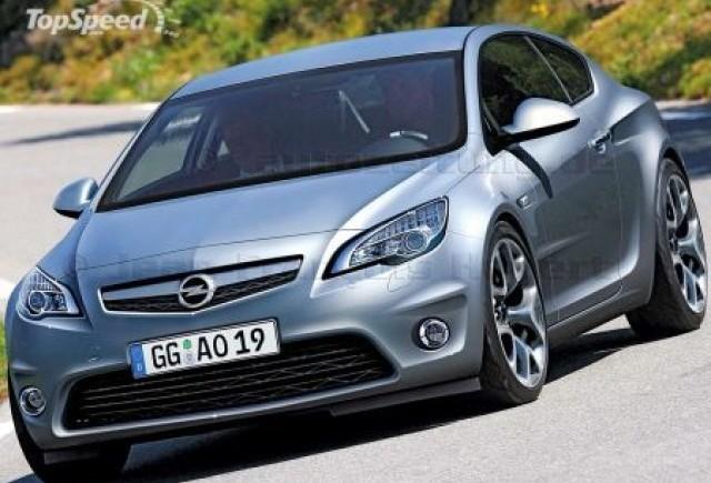 Opel pregateste o noua Calibra?
