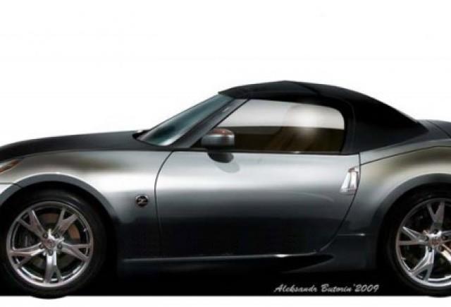 Asa va arata 370Z Roadster ?