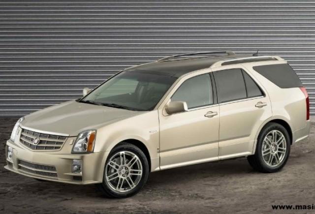 Cadillac SRX, tichia de margaritar