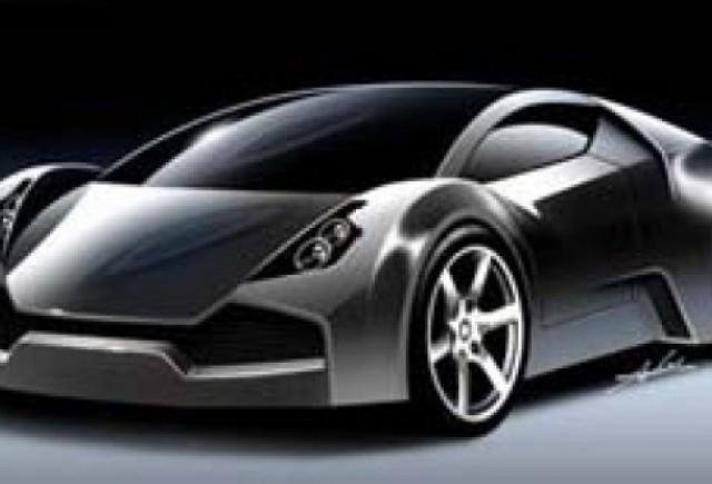 O noua super masina electrica!