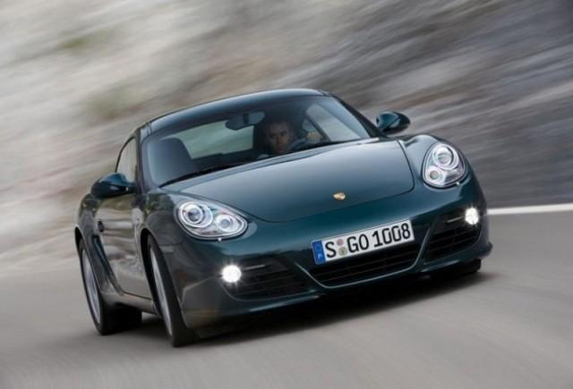 Porsche lucreaza la o noua versiune de Cayman!