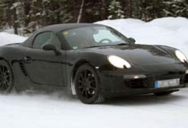 Viitoarea generatie Porsche Boxster- Teste pe meleaguri suedeze!