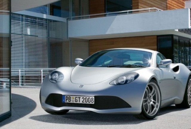 Artega GT Roadster in curand!