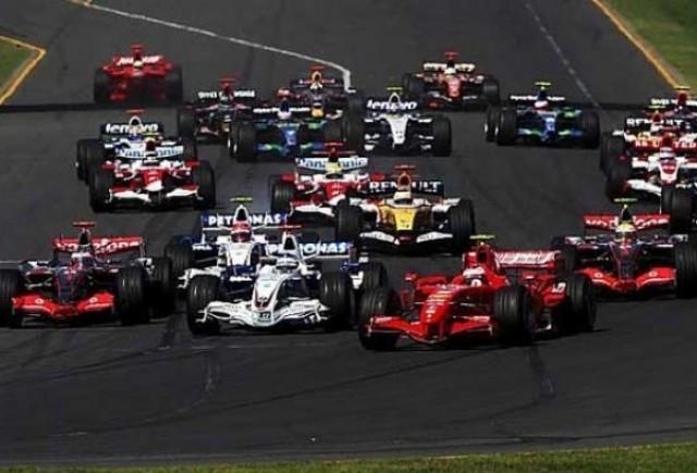 Calendarul Formulei 1 pentru 2009