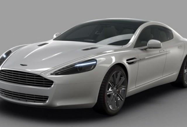 Aston Martin Rapide - noi detalii disponibile!