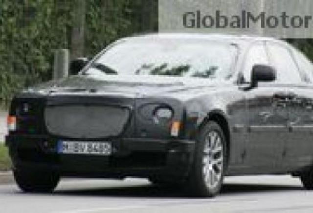 Noi detalii despre Rolls Royce RR4!