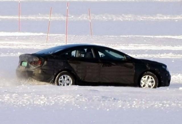 Hyundai Sonata - Teste intense pentru noua generatie!
