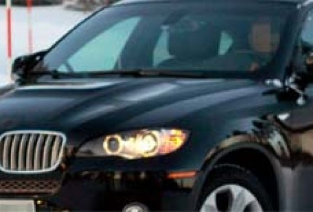 BMW X6 Hybrid - Ultimele retusuri...