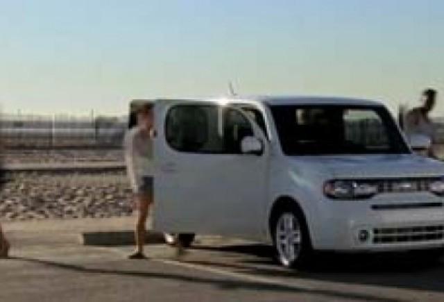 Reclama gratis pentru Nissan!
