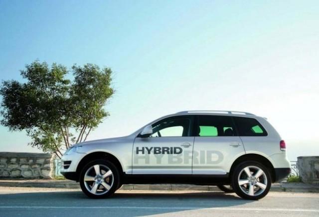 Volkswagen Touareg Hybrid -O noua prezenta!