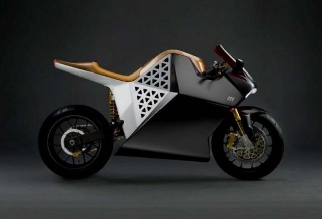 Cea mai rapida motocicleta electrica din lume!