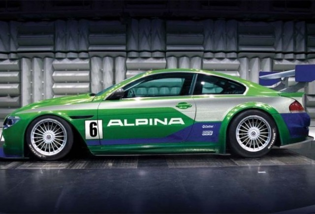 B6 GT3 dezvelit inainte de Geneva!
