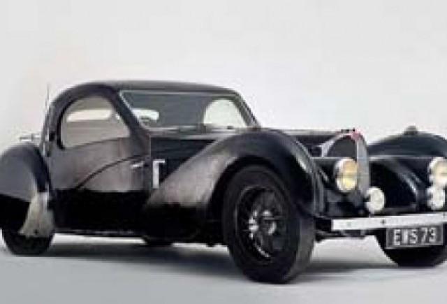 Bugatti Type 57S vandut pentru 4.53 milioane de dolari!