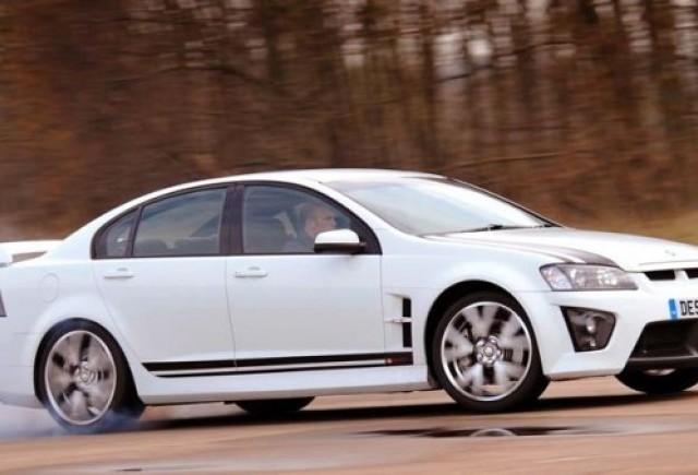 Vauxhall a realizat o bestie de 560 CP!