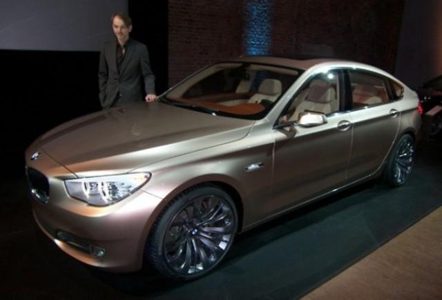 BMW dezveleste un nou concept!