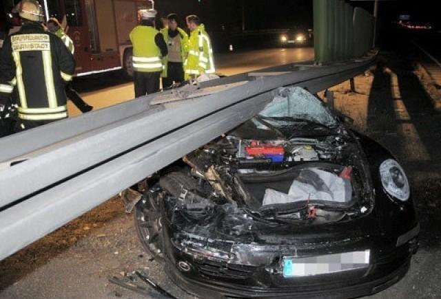 Testele noului Porsche 911 s-au soldat cu o tragedie!