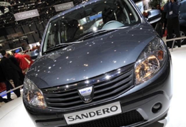 Dacia, mai atractiva decat modelele Mercedes in Germania