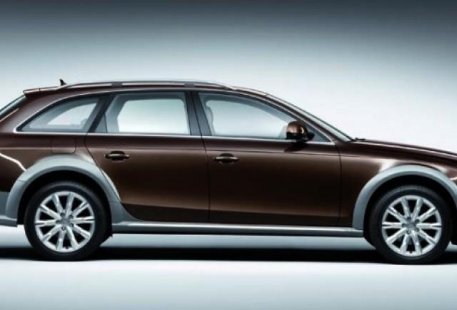 Audi A4 Allroad prezentat oficial!