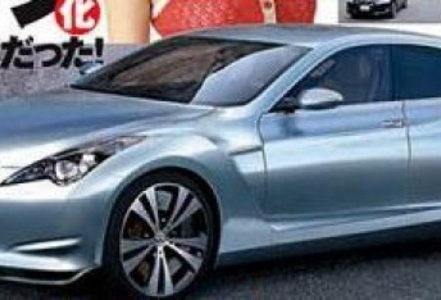 GT-R Sedan pus in asteptare, 240SX anulat!
