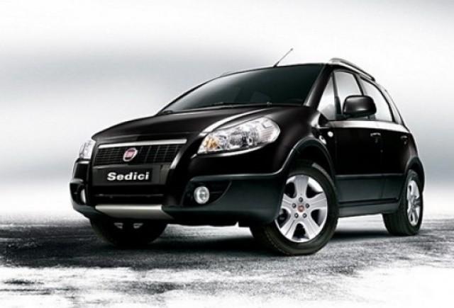 Fiat Sedici - un nou succes italian