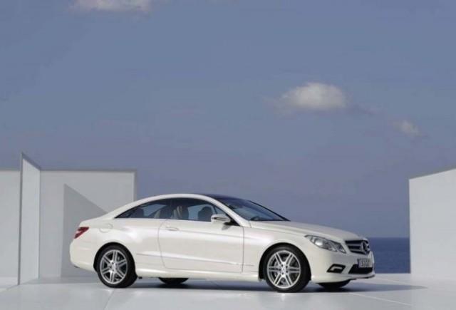 E oficial! E-Class Coupe a fost lansat!