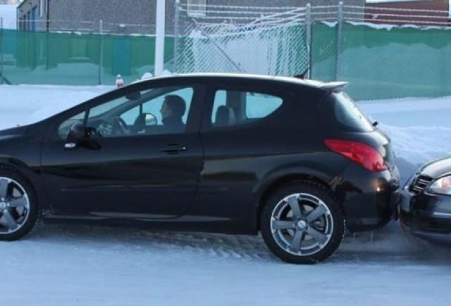 Peugeot 308 Sport spionat!