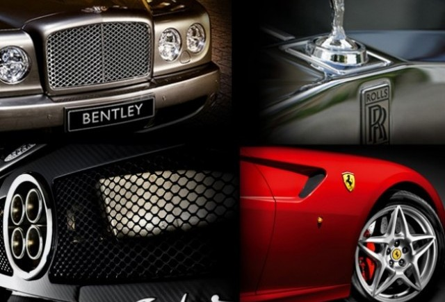 Romanii iubesc masinile de lux