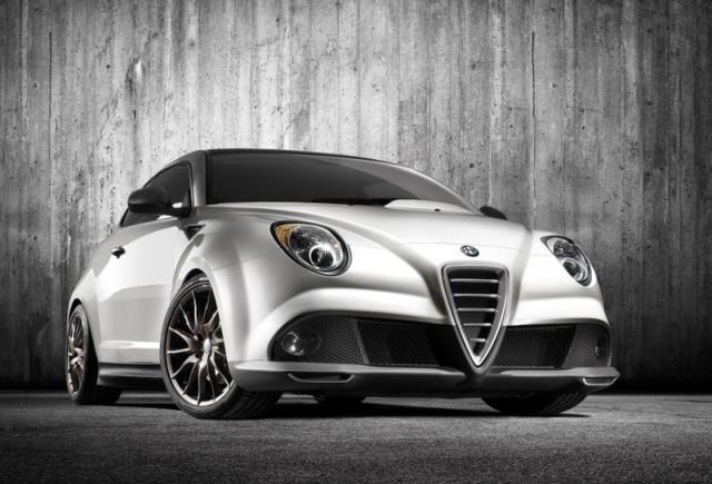 Te da pe spate! - Alfa Romeo MiTo GTA!