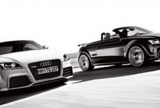 Audi TT RS prezentat oficial!